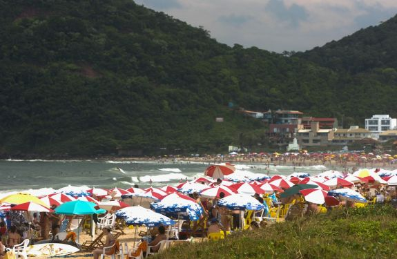 Itajaí tem 100% das praias próprias para banho