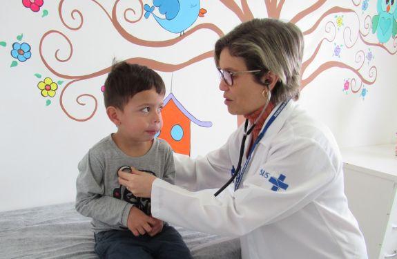 Itajaí: Unidade de Saúde Santa Regina agora tem consultas com médico pediatra