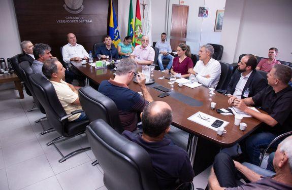 Vereadores se reúnem com moradores do Arraial dos Cunha e BFP