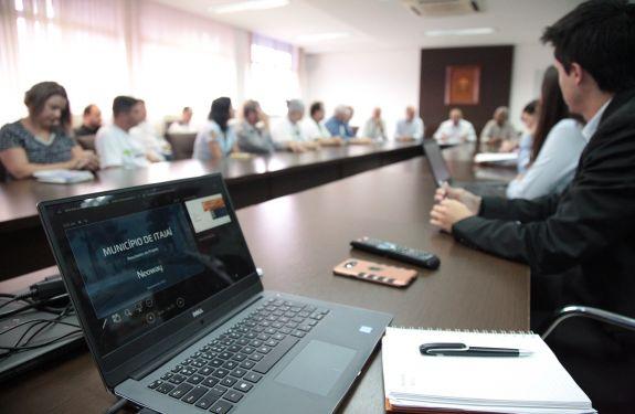 Itajaí:Análise e cruzamento de dados por software pode gerar até R$ 100 milhões em arrecadação