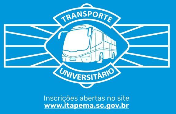 Itapema: Educação divulga data para inscrição do cadastro para o Transporte Universitário