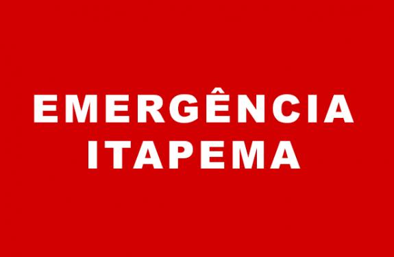 Itapema entra em Situação de Emergência