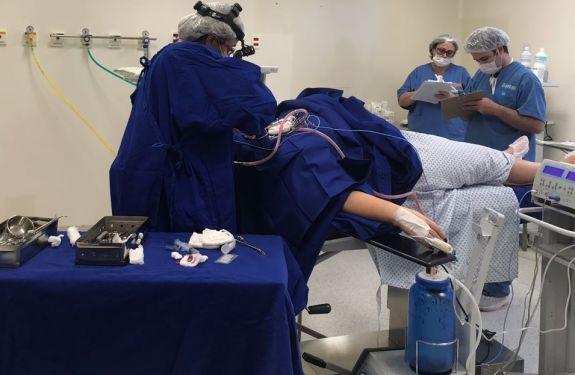 Itapema: Iniciado o mutirão de cirurgias de otorrino no Hospital Santo Antônio