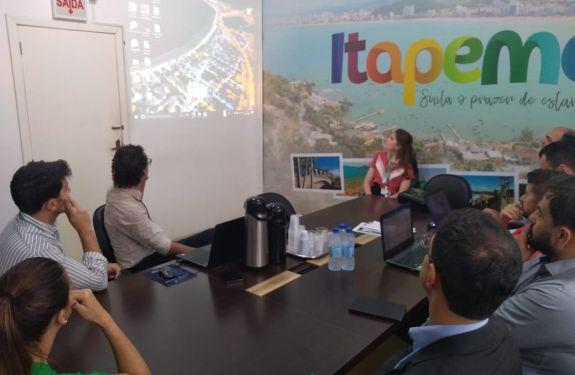 Itapema: Prefeitura se reúne com Autopista e ANTT para resolver o trânsito das marginais