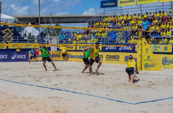 Itapema recebe etapa da elite do vôlei de praia pela 1ª vez