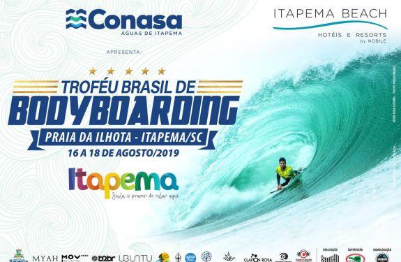 Itapema: segunda etapa do circuito Brasileiro de Bodyboarding