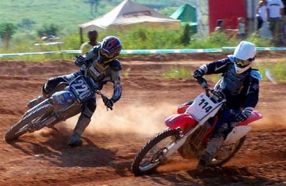 Itapema vai sediar a última etapa do Campeonato Catarinense de Motocross