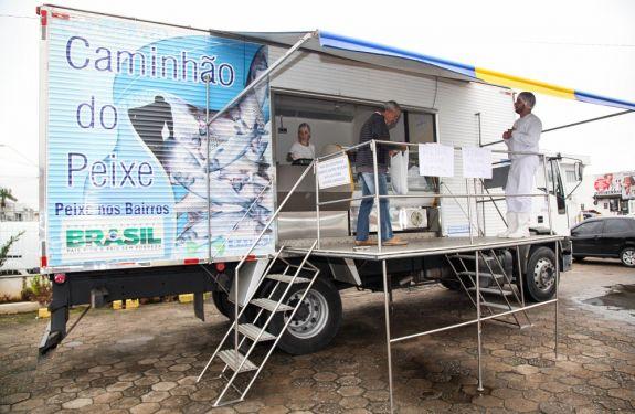 ITJ: Agenda do Caminhão do Peixe é divulgada para próxima semana