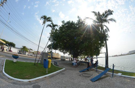 ITJ: Revitalização do Parque Náutico Odílio Garcia está em fase final