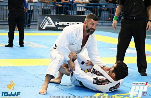 Jiu-jitsu de BC tem bom desempenho em competição internacional