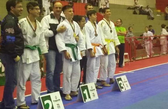 Judoca de Camboriú se classifica para Olimpíadas Estudantis