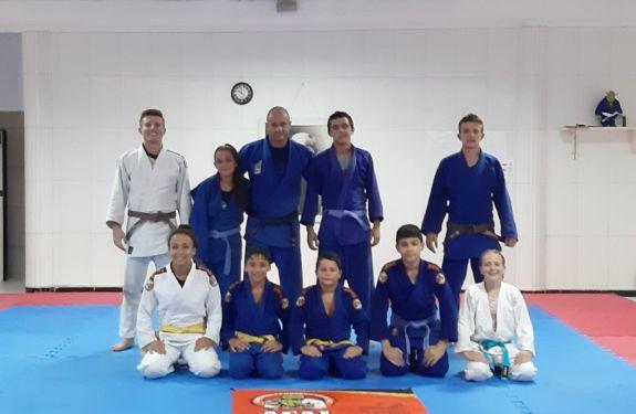 Judocas de Camboriú disputam torneio estadual