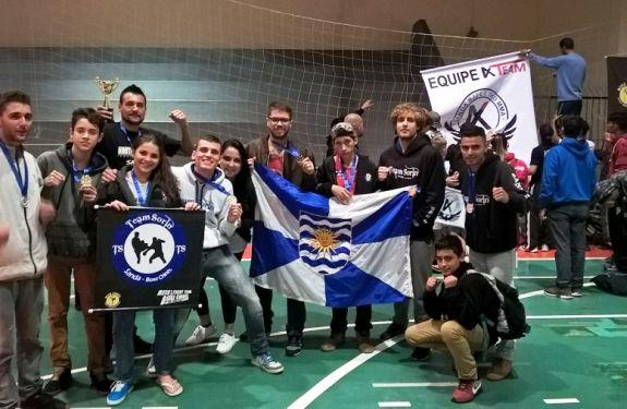 Kung Fu de Balneário Camboriú é Campeão Estadual por equipes pela segunda vez consecutiva
