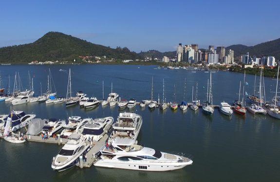 Lançamento da NáuticaSC acontece neste sábado em Itajaí