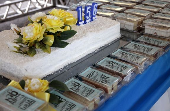 Limoeiro receberá o primeiro corte do bolo no domingo (11)
