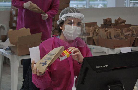 Mais de 1,5 milhão de comprimidos de ivermectina distribuídos...