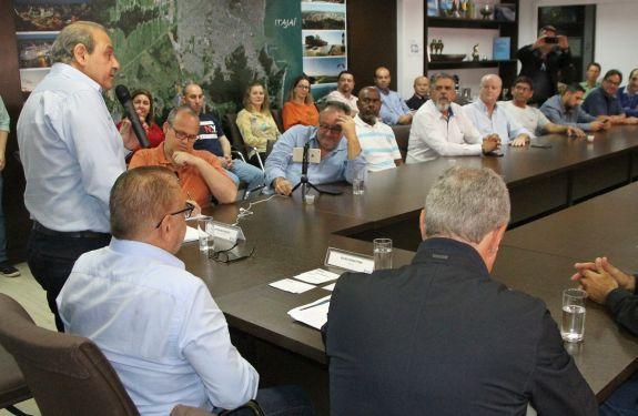 Mais de R$20 milhões serão investidos em nova área para o Porto de Itajaí