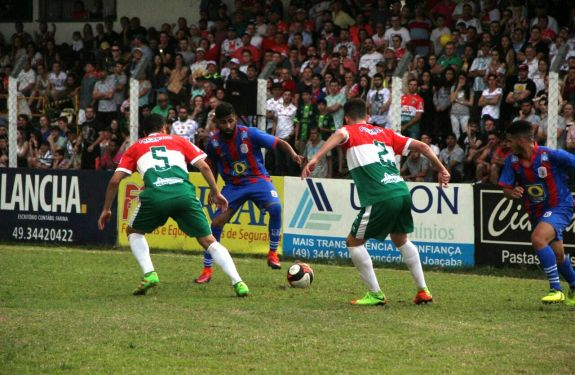 Marcílio Dias perde por 1 a 0 para o Concórdia
