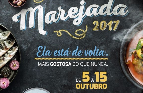 Marejada 2017 terá três pavilhões e mais de 100 atrações gratuitas