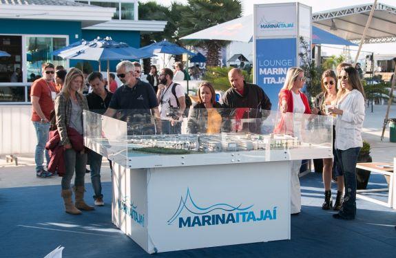 Marina Itajaí registra balanço positivo em sua participação no salão náutico catarinense