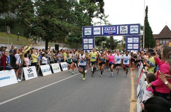 Meia Maratona de Pomerode acontece neste domingo (29)