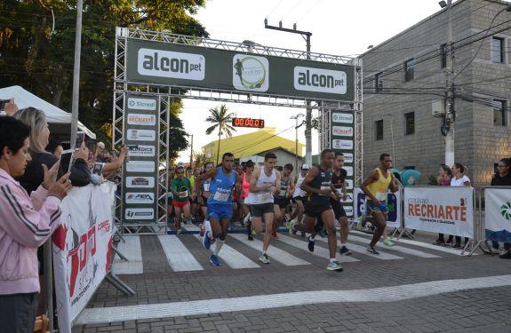 Meia Maratona Ecológica reuniu 380 corredores em Camboriú