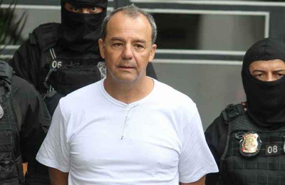 Moro condena Cabral a 14 anos e dois meses de prisão