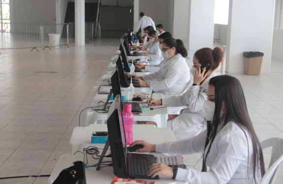 Itajaí amplia monitoramento de pacientes com COVID-19
