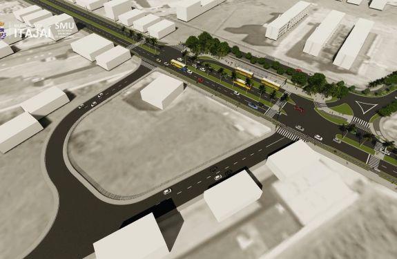 Município de Itajaí apresenta projeto de reurbanização da Avenida Campos Novos