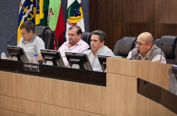 Município de Itajaí apresenta receita e despesas na Câmara