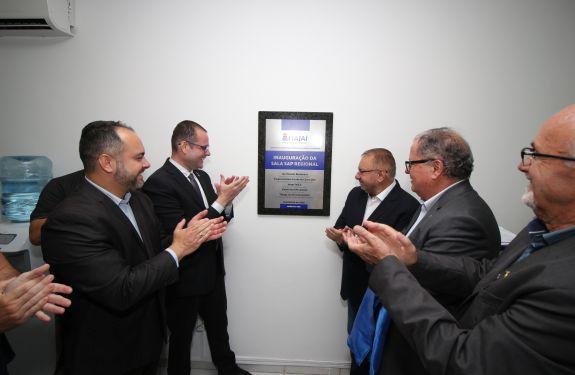 Município de Itajaí e Secretaria Nacional de Pesca inauguram regional em Itajaí