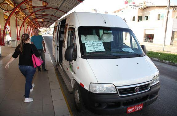 Município de Itajaí homenageará os profissionais envolvidos no Plano Emergencial do Transporte Público