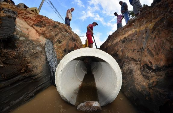 Município de Itajaí investe em obras para minimizar impactos das enxurradas