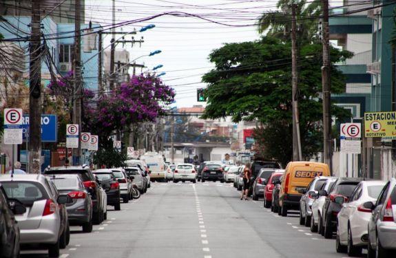 Município de Itajaí terá Dia do Estacionamento Solidário