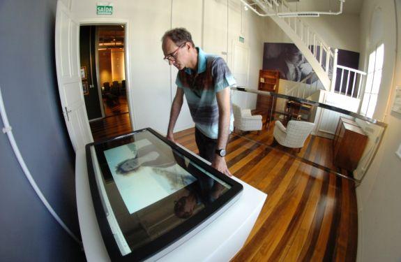 Museu Histórico de Itajaí celebra os 95 anos do poeta Marcos Konder Reis