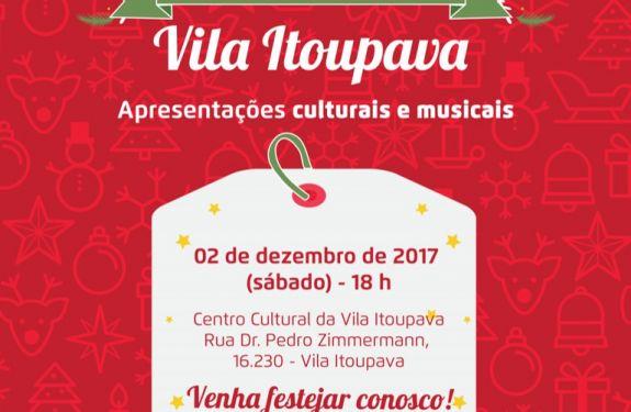 Natal no Centro Cultural espera receber 650 crianças em Blumenau