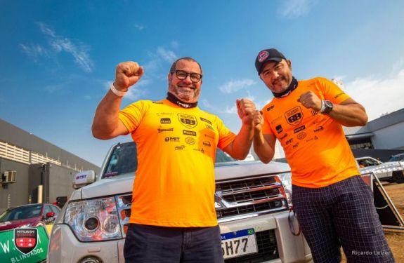 Navegador de Itajaí vence prova do Mitsubishi Motorsports pela equipe GS Racing