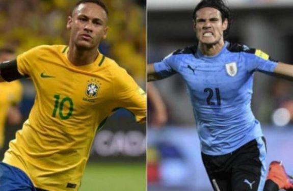 Neymar pode ampliar vantagem nos encontros com Cavani; veja números