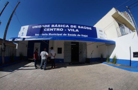Novas unidades de saúde atenderão bairros Centro, Vila Operária e São Judas