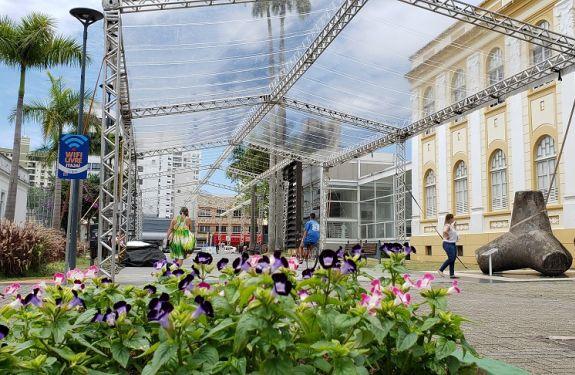 Novidades nas festas de fim de ano vão surpreender moradores e turistas em Itajaí