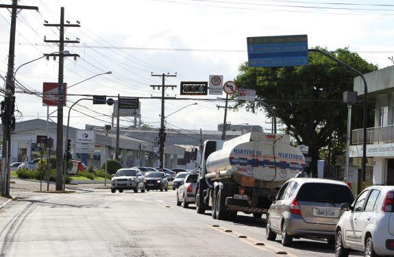 Obras para solucionar congestionamento na Barra do Rio