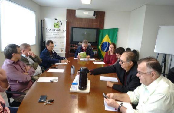 Observatório Social de BC empossa nova diretoria e faz balanço do trabalho