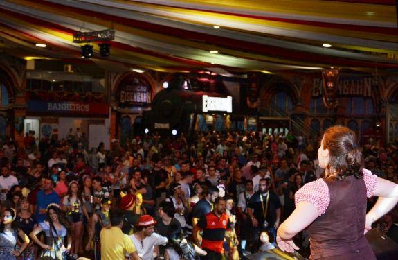 Oktoberfest registra recorde de público