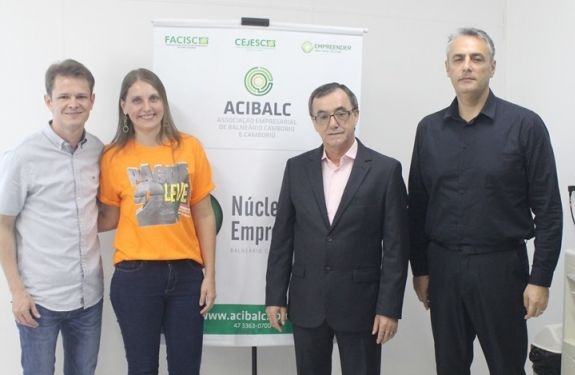 Acibalc: Palestra destaca a aplicação de recursos públicos em BC