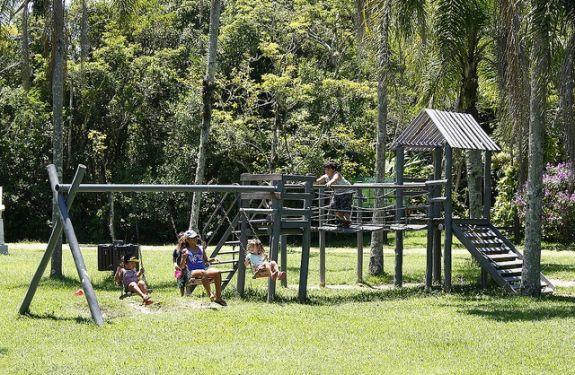Parque Raimundo Malta é alternativa para quem quer fugir da agitação da vida urbana