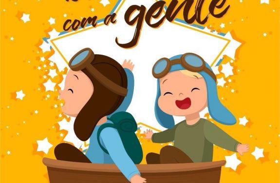 Peça infantil 'Vem Brincar com a Gente' estreia em BC
