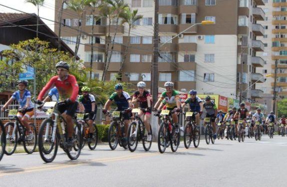Pedalli atrairá 400 atletas de cicloturismo para Piçarras