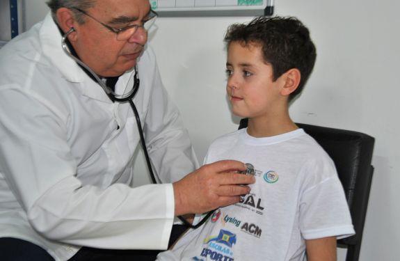 Piçarras realiza segunda etapa do projeto 'Saúde no Esporte'