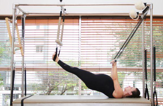 Pilates é excelente para gestantes, mas deve ser iniciado antes da gravidez