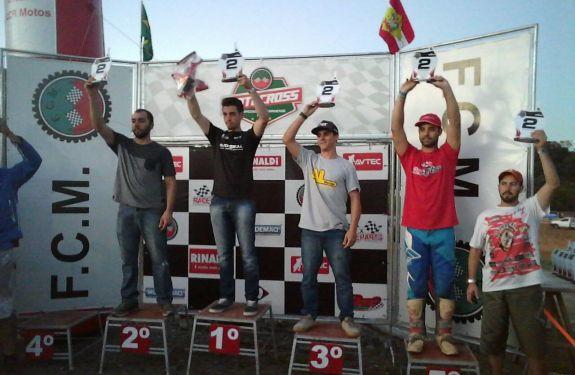 Piloto de Camboriú briga pelo título no Catarinense de MotoCross